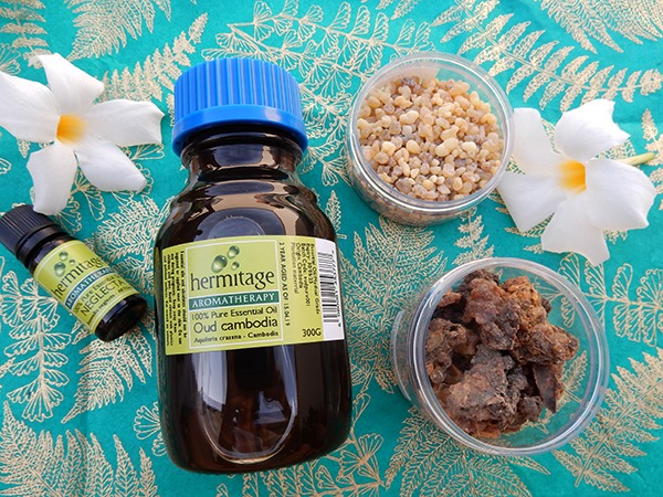 Hermitage essential oils
