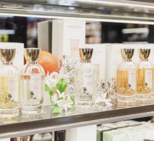 Perfume scents