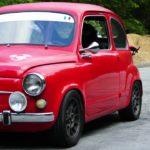 Car model: the Fiat 600