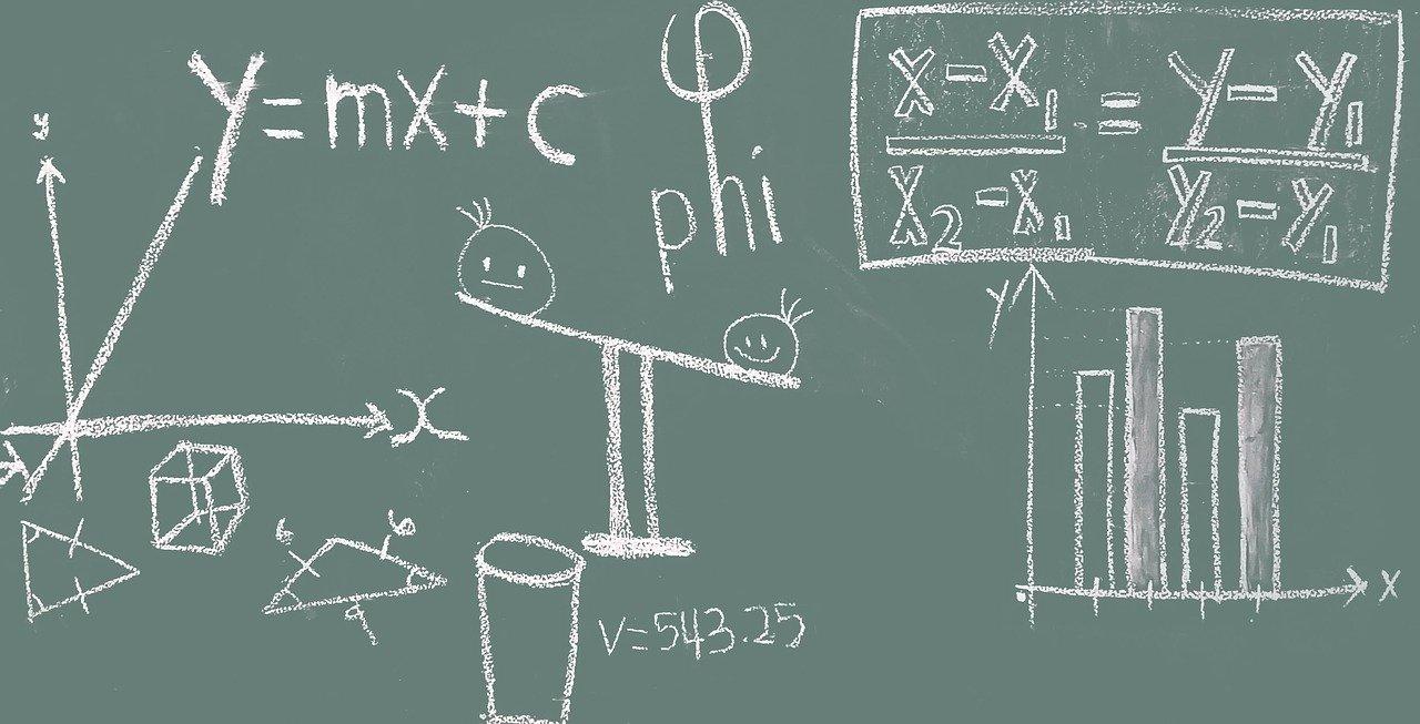 talking about math in italian