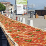 Pizzafest: the world's largest celebration of pizza in Naples.