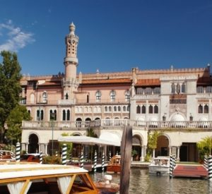 Hotel excelsior lido Venice Italy