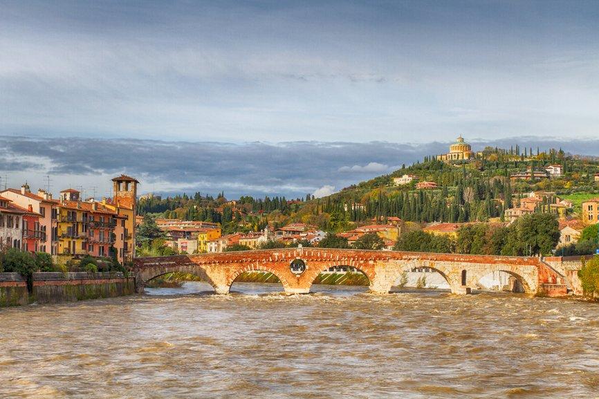 adige rivers of italy