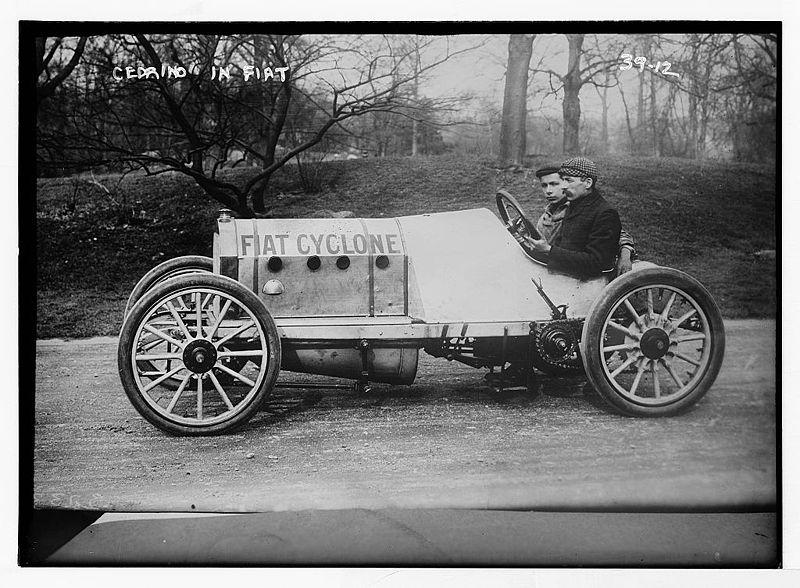 history of italian cars