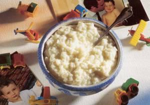 milk risotto