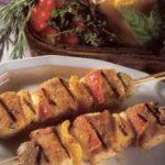 swordfish brochette