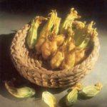 stuffed zucchini flowers