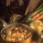 Venetian Sautéed Rabbit with Herbs