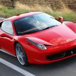 The Ferrari 458 Italia, exploring the model