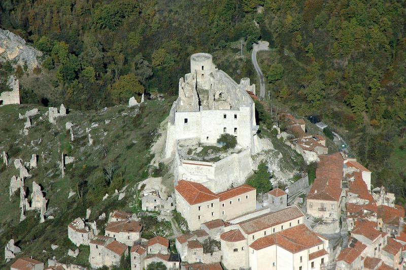 basilicata castles