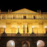 The Theater La Scala in Milan is back in business