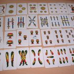 Briscola: a very popular Italian game  from North to South