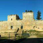 Castles in Central Sicily