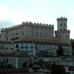 Calabria and its castles