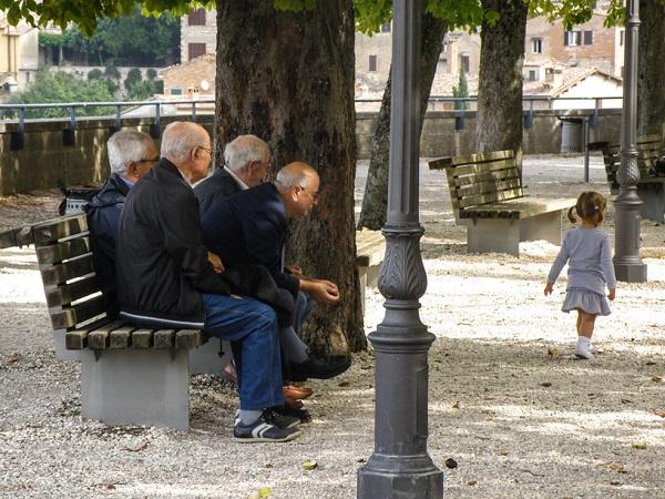 senior life italy
