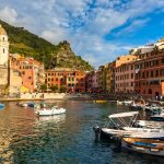 A Romantic Valentine's Day Along the Italian Riviera