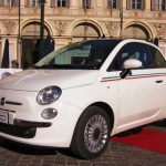 The Fiat 500, the Dolcevita