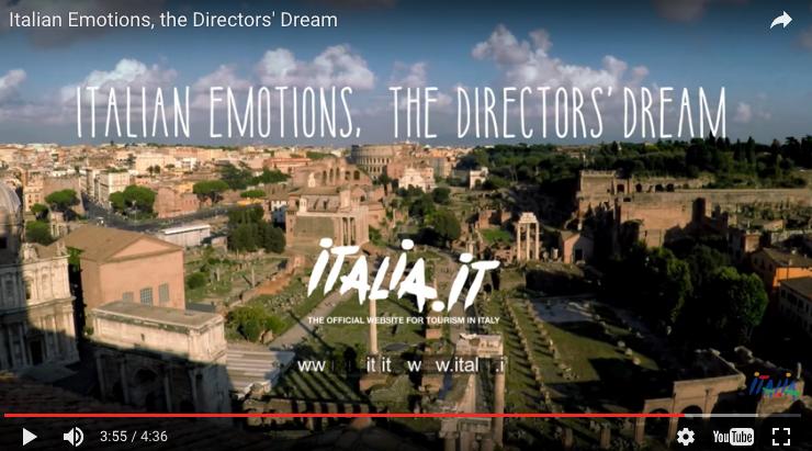 italian emotions on iconic movies
