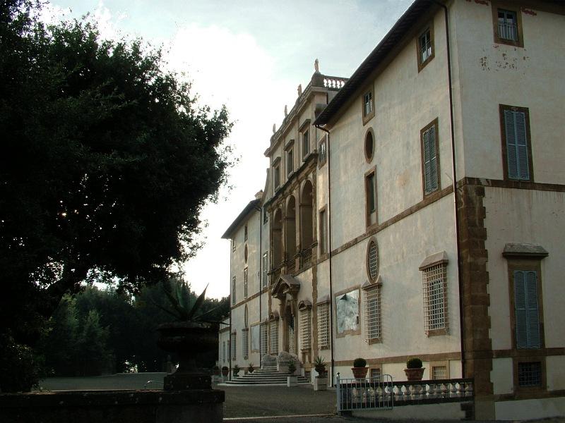 villa castelli romani