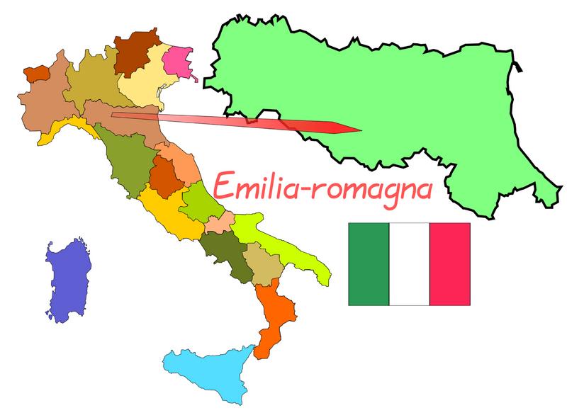 shopping emilia romagna