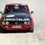 Lancia Fulvia, a top Italian car