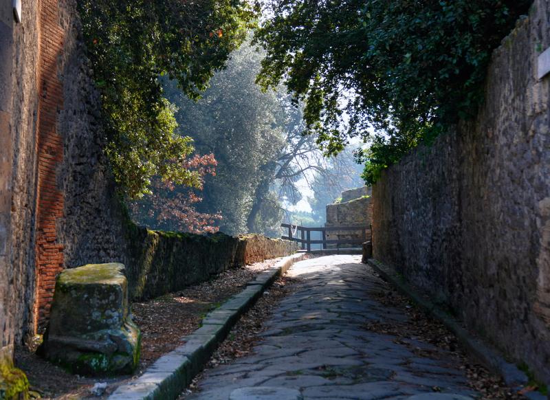 Parco Nazionale del Vesuvio - Pompei - Giardino