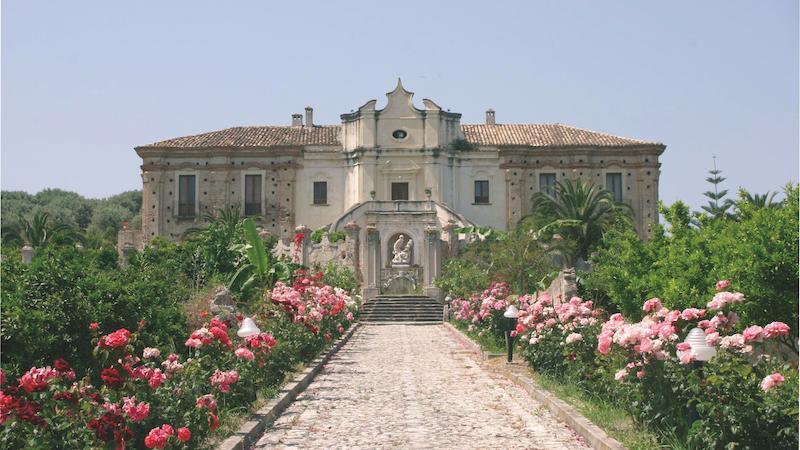 best gardens in italy