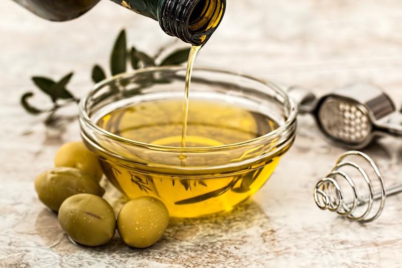 olive oil walnut dressing