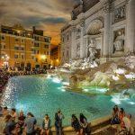 Rome's Romantic Fountains