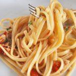 swordfish pasta