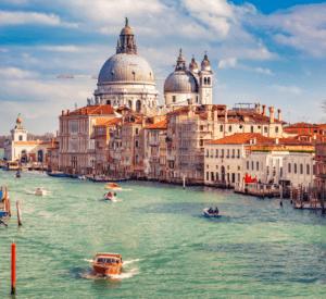 Venice itinerary