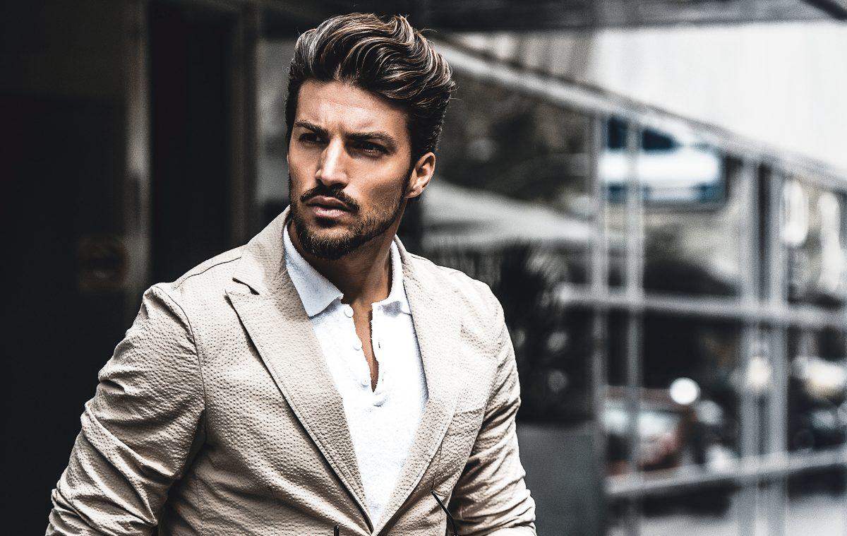 Your handsome in italian