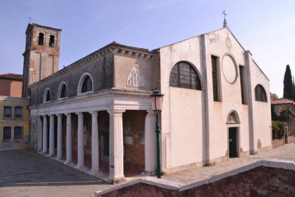 church venice sant'eufemia