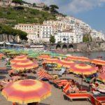 Italian beach establishments