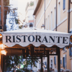 Type of Restaurants and Bars in Italy