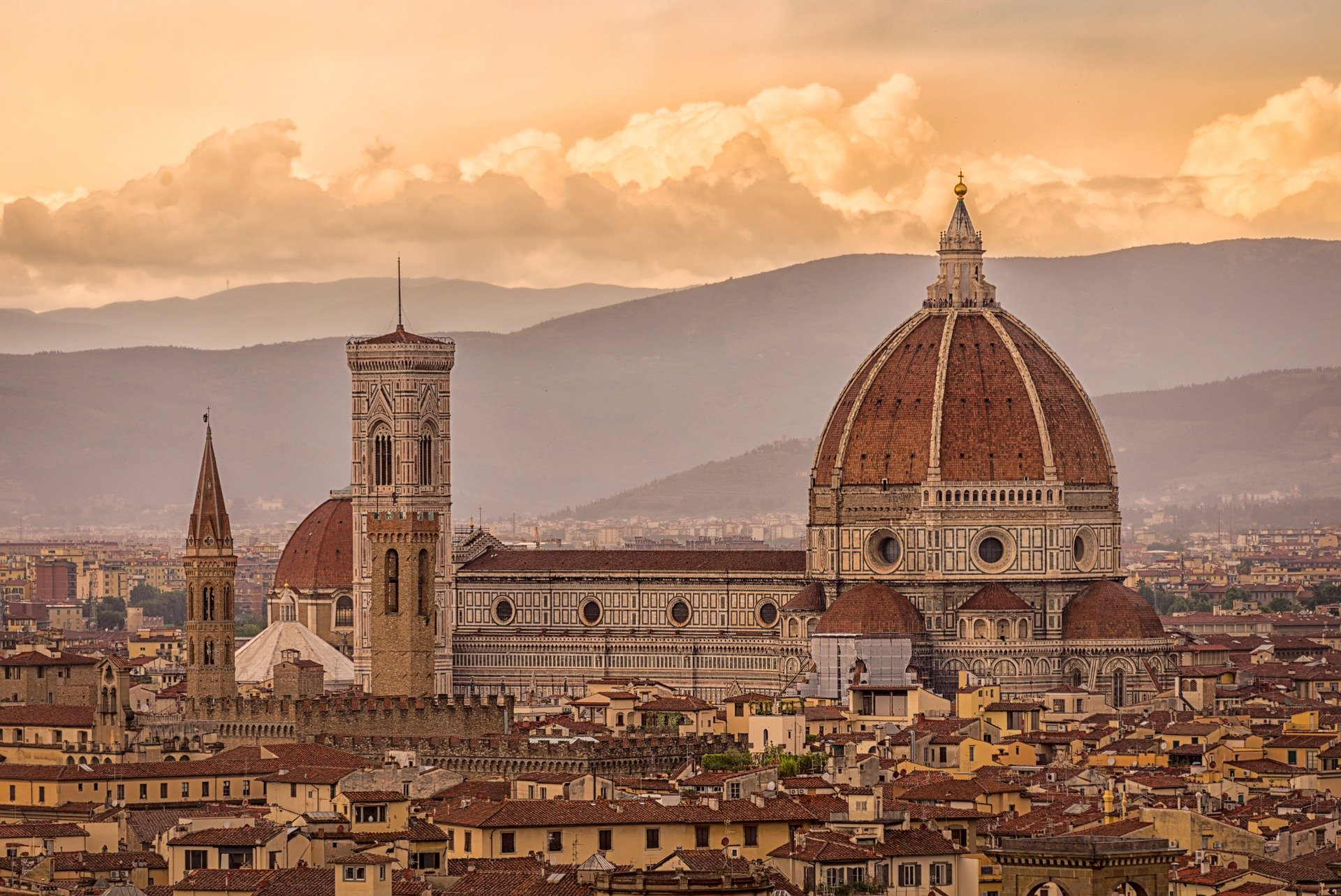visit Italy, Florence