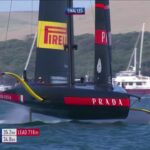 America's Cup: Luna Rossa headed to the final