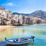Road Trip by Motorcycle: Palermo to Reggio di Calabria