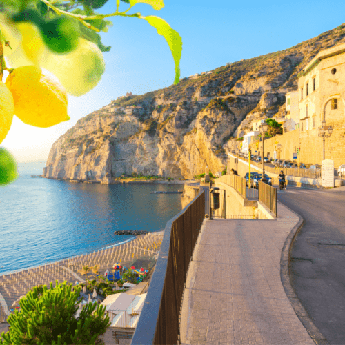 things to see in sorrento