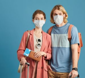 Tourist coronavirus vaccine