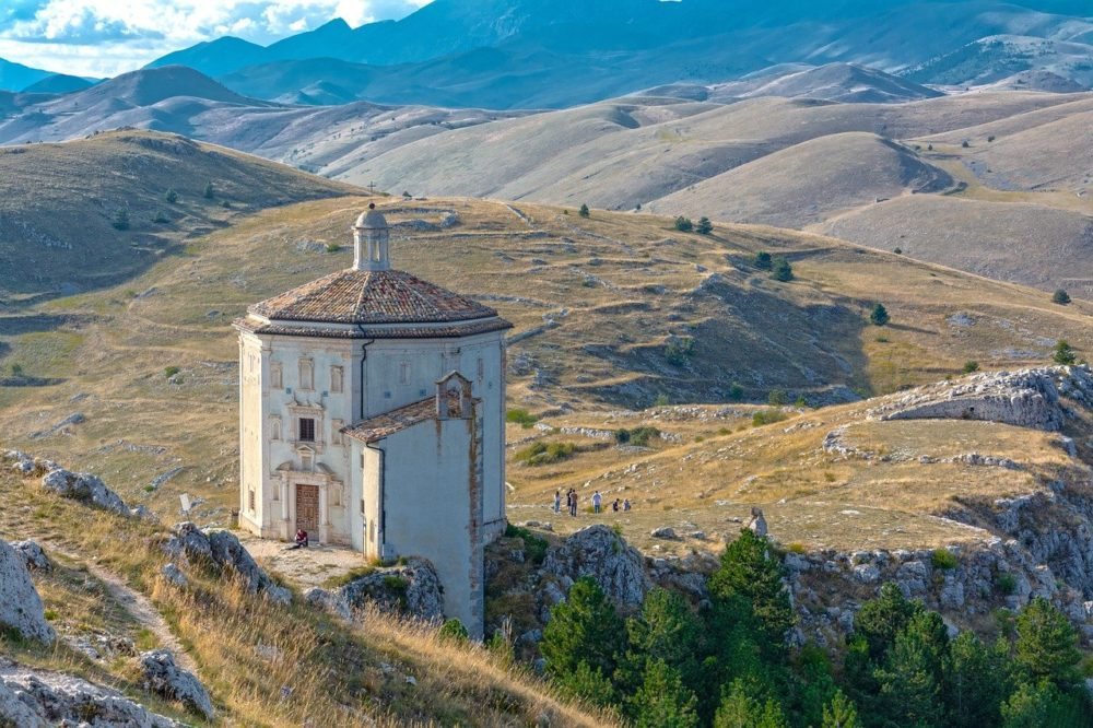 best road trips from rome