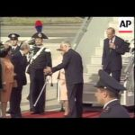 Queen Elisabeth and Prince Philip Visit Italy in 2015