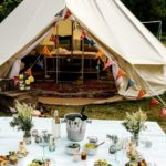 Glamping in Italy: try the luxury camping experience