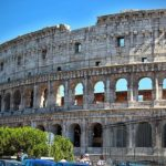 Deep down to the roots of the Colosseum