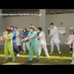 The Perugia hospital launches a dancing challenge