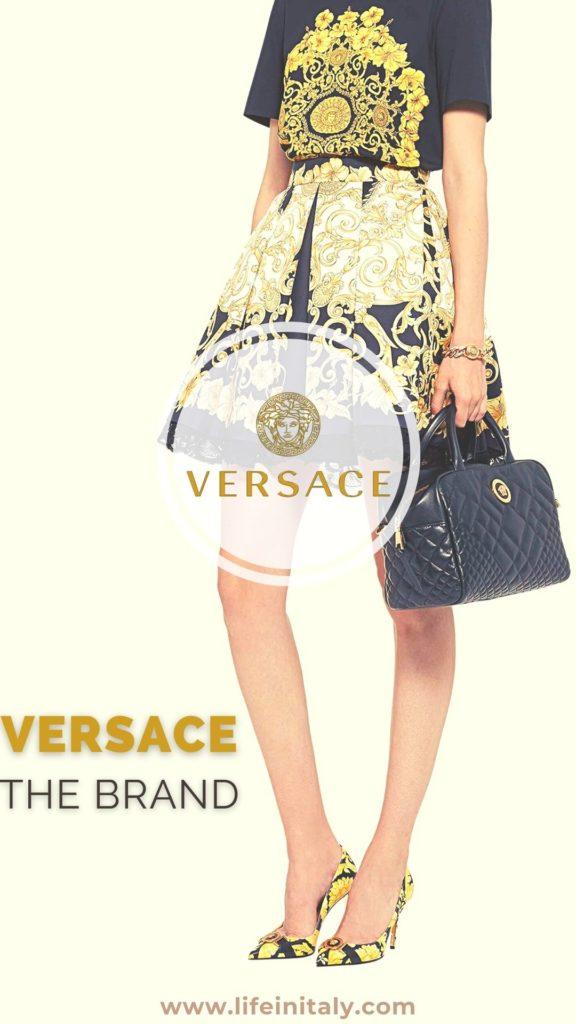 versace è un marchio di lusso
