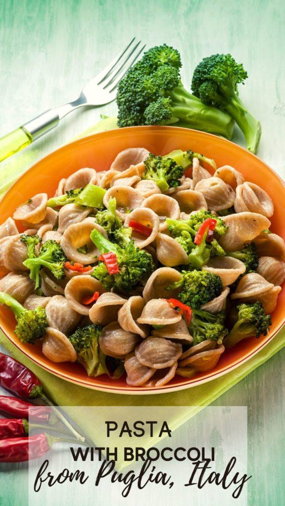 Orechiette ai Broccoli