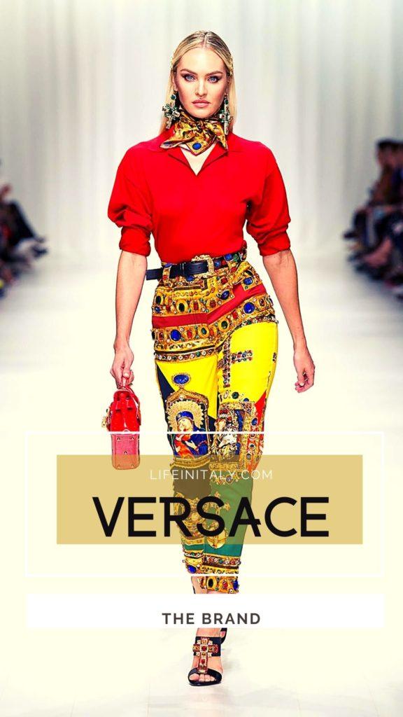 Versace è un marchio di lusso?