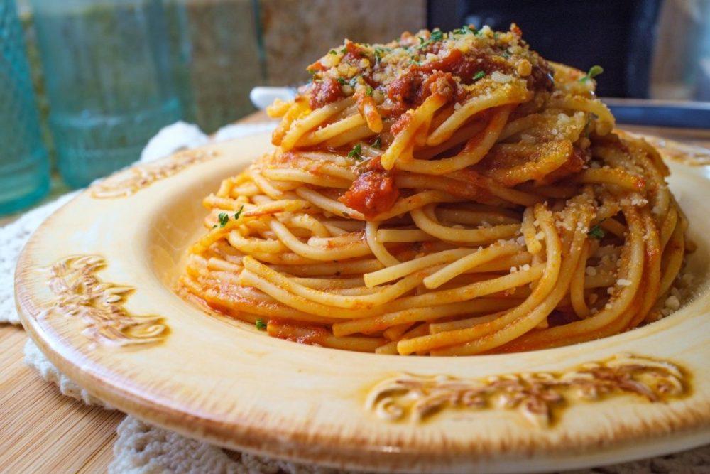 Italian sausage ragu recipe