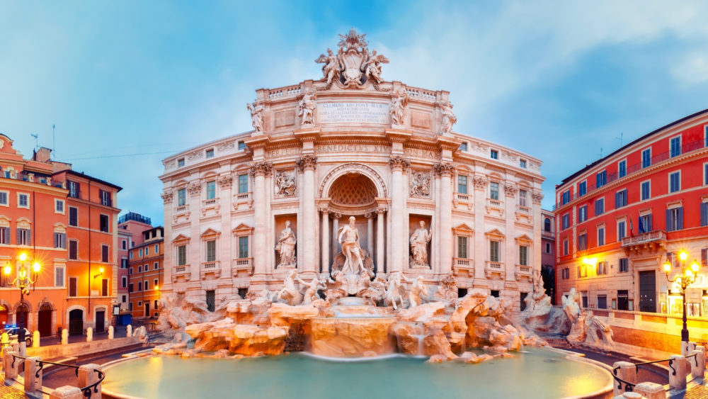 10 Secret Trevi Fountain Facts - Life In Italy - Travel and Culture in Italy